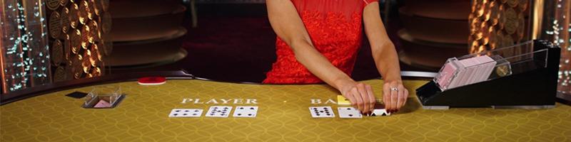 live baccarat spelen in online casino
