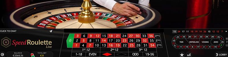 live roulette spelen online casino